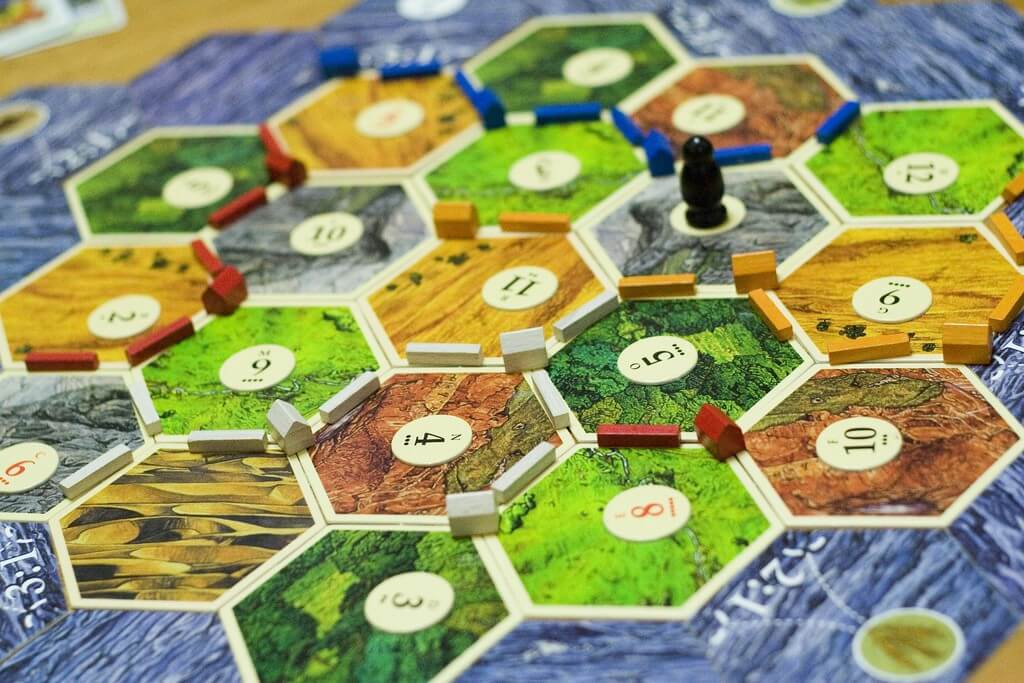 Introduction to Settlers of Catan